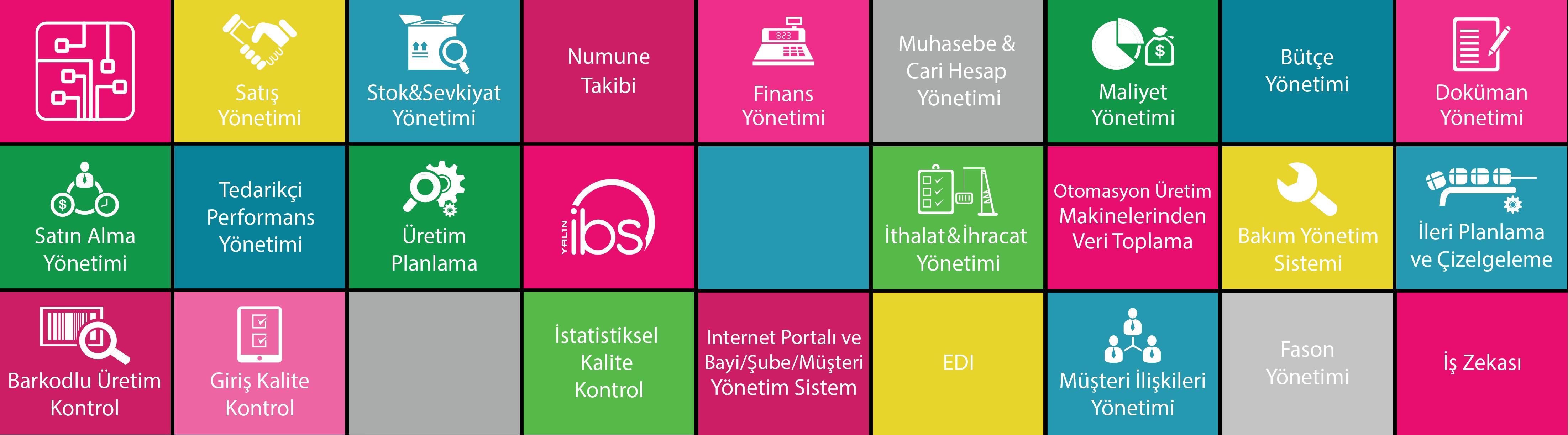 Yalın IBS-Elektronik Sektörü