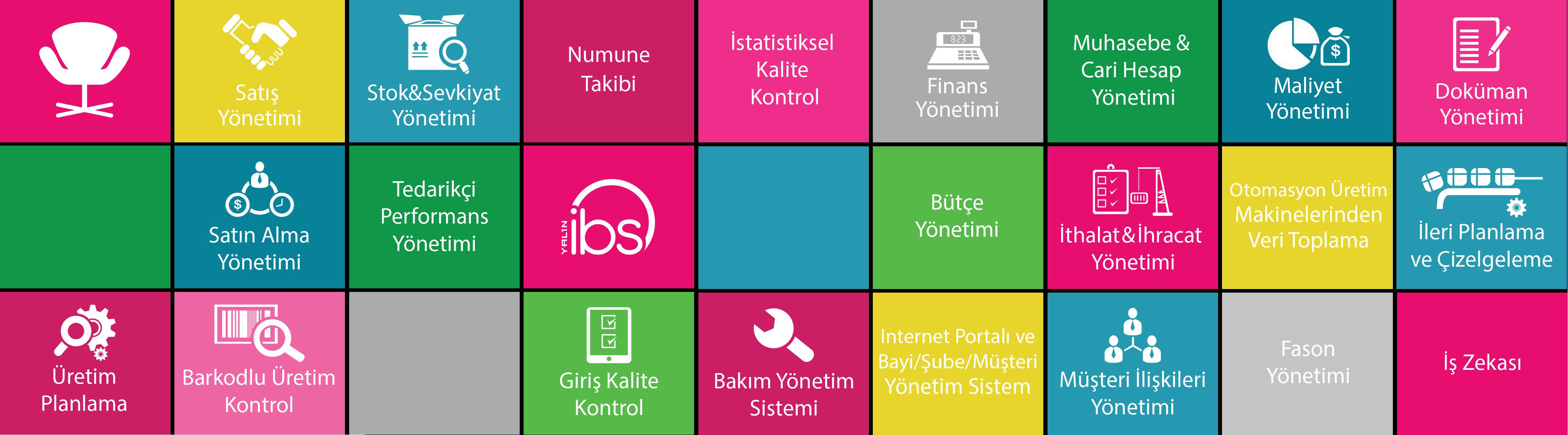 Yalın IBS-Mobilya Sektörü